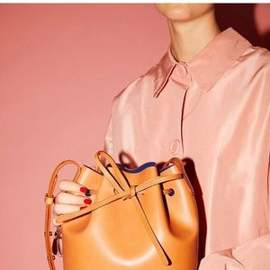 Mansur Gavriel Mini Bucket Bag NWT